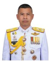 พล.ต.ต.สำเริง สวนทอง ผู้บังคับการตำรวจสันติบาล ๓